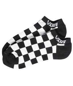 Vans Checker Kick Socks
