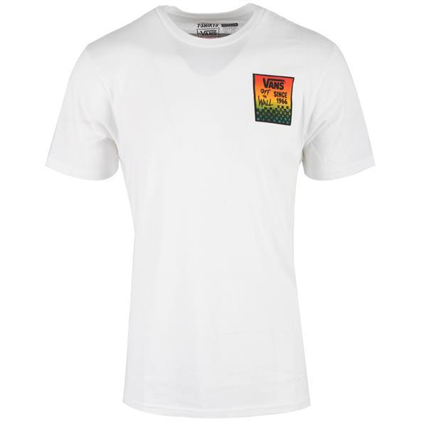 Vans Checker Square T-Shirt