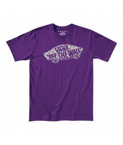 Vans Checkerboard OTW T-Shirt Purple
