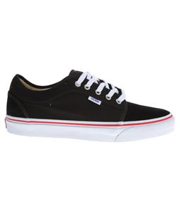 Vans Chukka Low Skate Shoes (Cruise Or Lose) Black