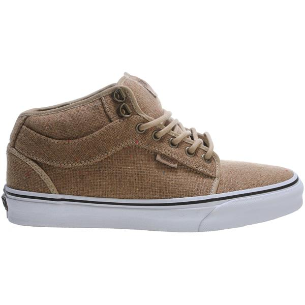 Vans Chukka Midtop Skate Shoes