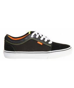 Vans Chukka Low Celtek Skate Shoes Orange/Celtek