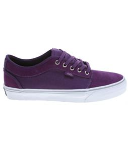 Vans Chukka Low Shoes Purple/Mid Grey
