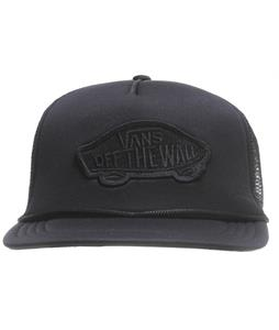 Vans Classic Patch Trucker Cap Black