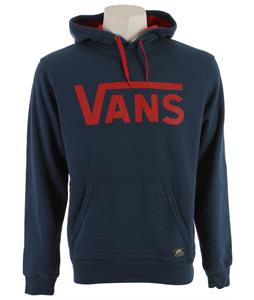 Vans Classic Pullover Hoodie Ice Water/Chili Pepper