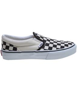 Vans Classic Slip-On (Checkerboard) Skate Shoes