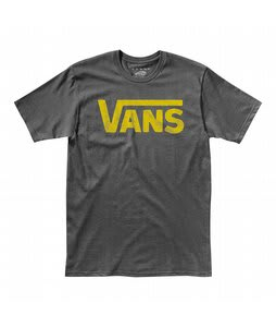 Vans Classic T-Shirt Charcoal Heather/Sun
