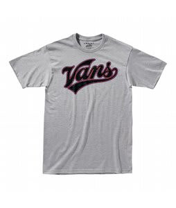 Vans Closer T-Shirt Athletic Heather