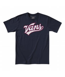 Vans Closer T-Shirt Navy