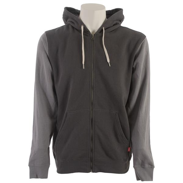 Vans Core Basics Colorblock Zip Hoodie