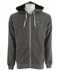 Vans Core Basic Zip II Hoodie Black Heather