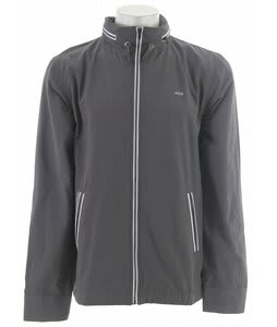 Vans Core Basics Windbreaker Jacket Charcoal