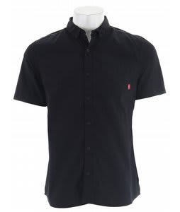 Vans Core Basics S/S Woven Shirt Black