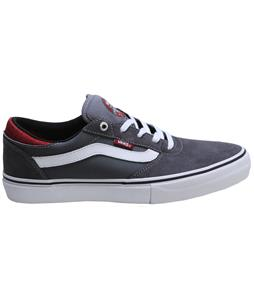 Vans Crockett Pro Shoes (Cork) Dark Grey