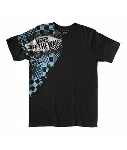 Vans Crooked OTW T-Shirt Black