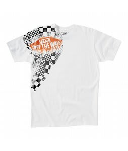 Vans Crooked OTW T-Shirt White