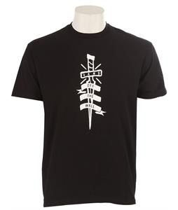 Vans Daggers T-Shirt Black