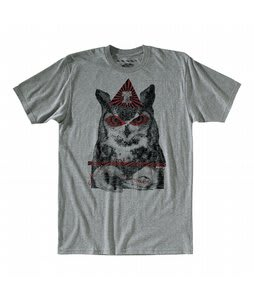 Vans Dark Knowledge T-Shirt Rock Grey Heather