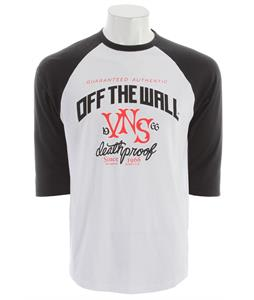 Vans Deathproof Raglan White/Black
