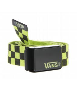 Vans Deppster Web Belt Citron/Black