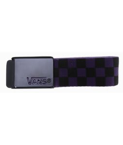 Vans Deppster Web Belt Black/Purple