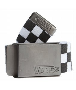 Vans Deppster Web Belt Black/White