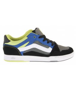 Vans Desurgent Bike Shoes Black/Blue/Lime