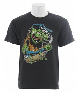 Vans Dirty Donny Skate Zombie T-Shirt Black