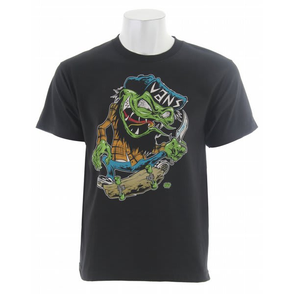Vans Dirty Donny Skate Zombie T-Shirt