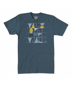 Vans Divvy T-Shirt Columbia Black Heather