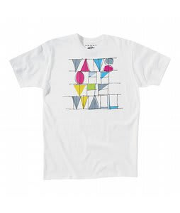Vans Divvy T-Shirt White