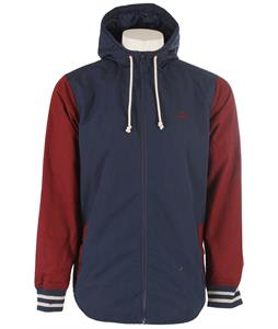 Vans Dixon Mountain Edition Jacket Dress Blues/Brick Red