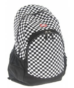 Vans Van Doren Backpack Black/White