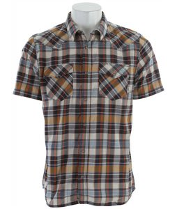 Vans Earle Shirt Dress Blues Plaid
