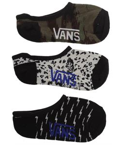 Vans Electric Breeze Conoodle 3Pk Socks