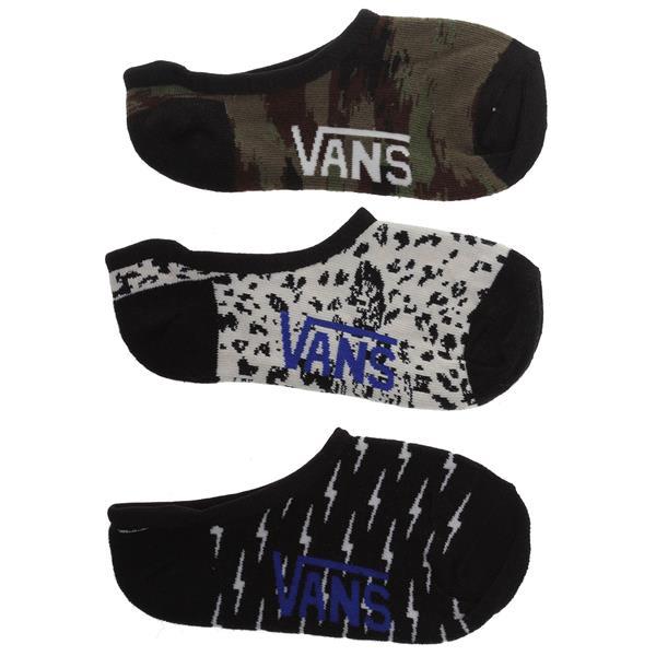 Vans Electric Breeze Conoodle 3Pk Socks