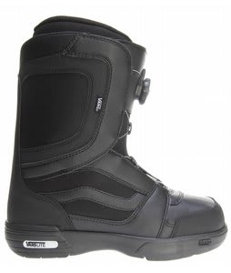 Vans Encore Snowboard Boots Black/Black
