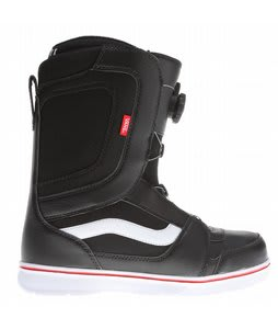 Vans Encore Snowboard Boots Black/White