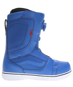 Vans Encore Snowboard Boots Blue/White