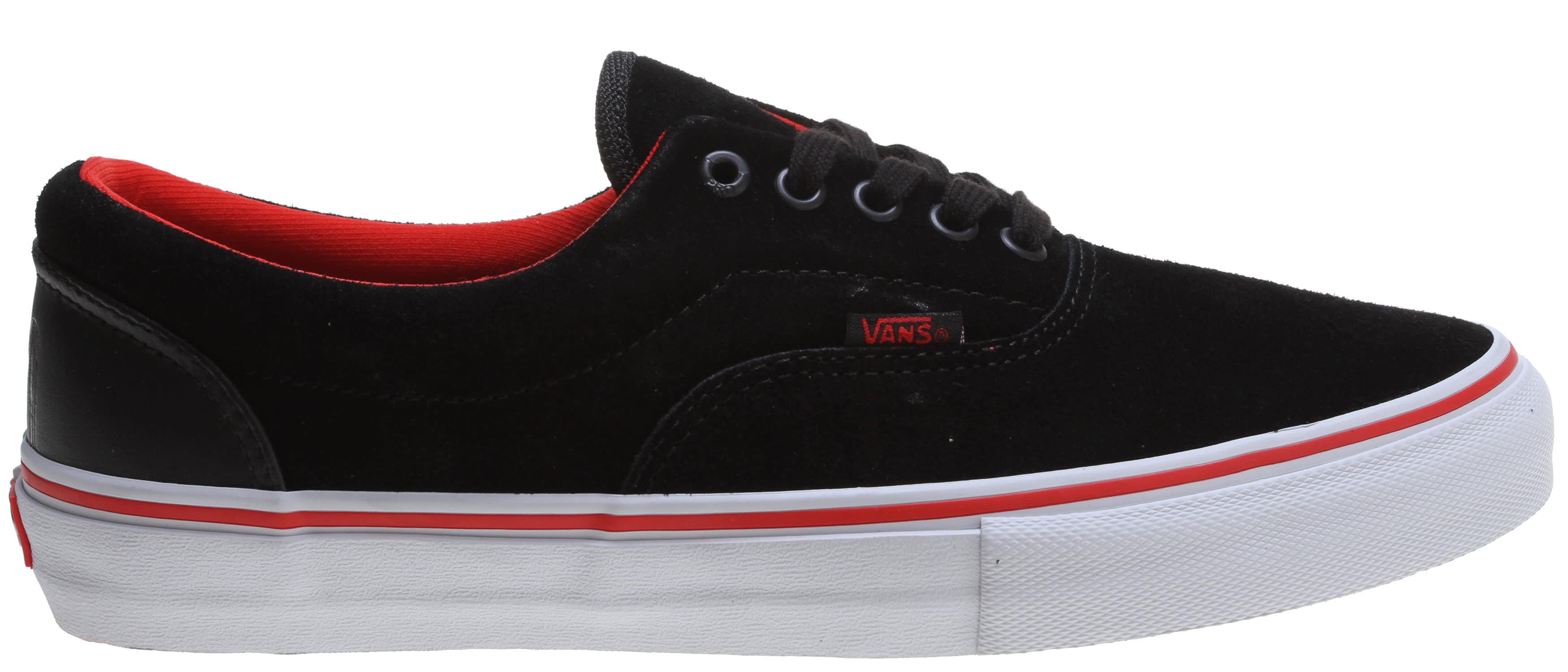 Vans Era Pro Red