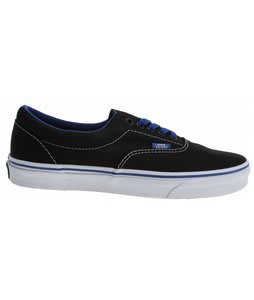 Vans Era Skate Shoes (Pop) Black/True Blue