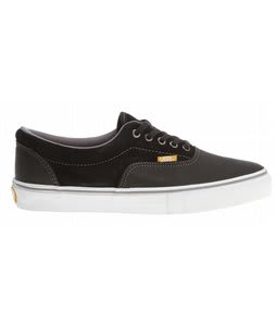 Vans Era Pro Skate Shoes Black/Pewter/Dura-Suede