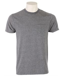 Vans Everyday Pocket T-Shirt Heather Grey