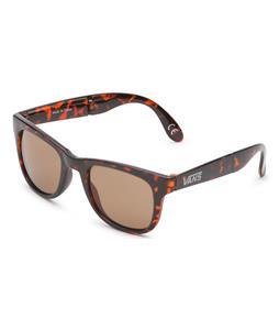 Vans Foldable Spicoli Sunglasses Tortoise Gloss Lens