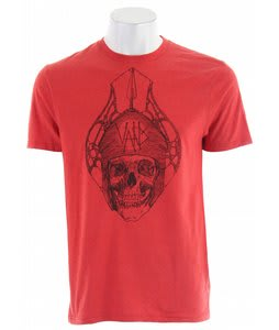 Vans French Calavera T-Shirt Coral Heather