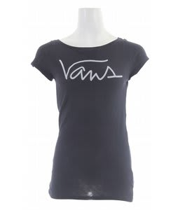 Vans Fresh Take T-Shirt Onyx