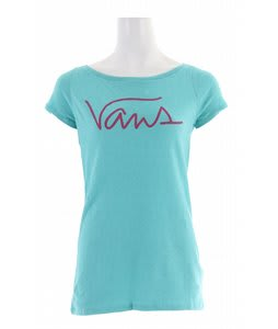 Vans Fresh Take T-Shirt Turquoise