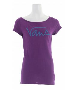Vans Fresh Take T-Shirt Purple