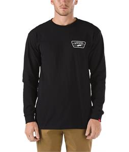 Vans Full Patch Back L/S T-Shirt