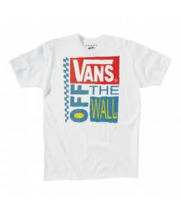Vans Futurepast T-Shirt White